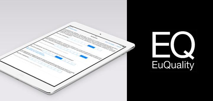 EuQuality, aplicación móvil para auditorías de calidad